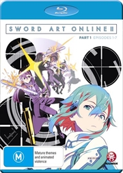Sword Art Online 2 - Part 1