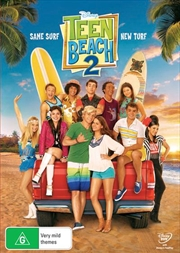 Teen Beach Movie 2 | DVD