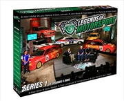 Shannon's Legends Of Motorsport - Series 1 | Collector's Gift Set