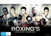 ESPN - Boxing's Greatest Champions