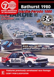 Magic Moments Of Motorsport - Bathurst 1980 | DVD