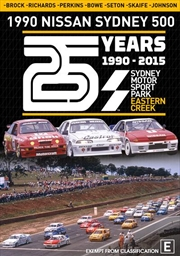 1990 Nissan Sydney 500 - 25 Years Of Eastern Creek