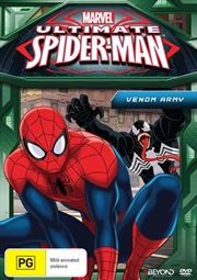 Ultimate Spider-Man - Venom Army