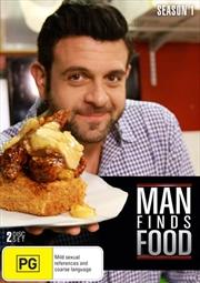 Man Finds Food - Season 1 | DVD