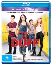 DUFF, The | Blu-ray