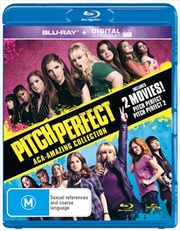 Pitch Perfect / Pitch Perfect 2 | Blu-ray