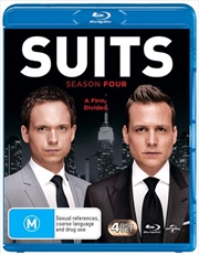 Suits - Season 4 | Blu-ray