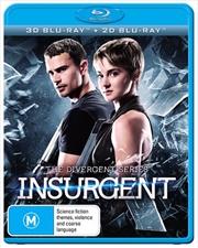 Insurgent | 3D + Blu-ray