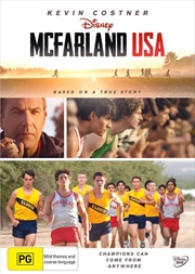 McFarland | DVD