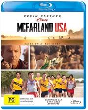 McFarland | Blu-ray