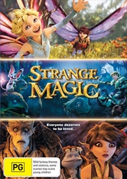 Strange Magic | DVD