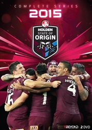 State Of Origin 2015 | DVD