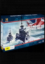 History Of The Royal Navy | Collector's Gift Set