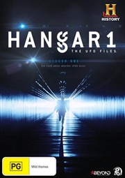 Hangar 1 - The UFO Files - Season 1 | DVD