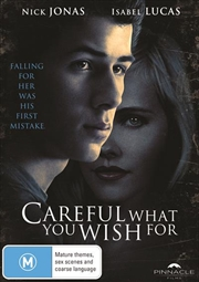 Careful What You Wish For | DVD