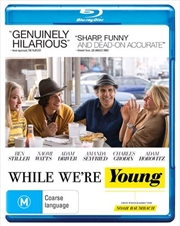 While We're Young | Blu-ray