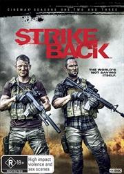 Strike Back - Season 1 - 3 | DVD