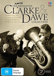 Clarke and Dawe | Boxset - The Almost Definitive Collection