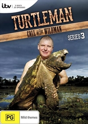 Turtle Man - Series 3