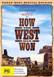 How The West Was Won - Special Edition