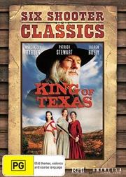 King Of Texas | Six Shooter Classics