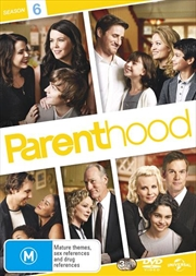 Parenthood - Season 6 | DVD