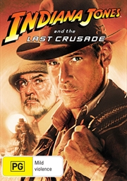Indiana Jones And The Last Crusade  - Special Edition | DVD