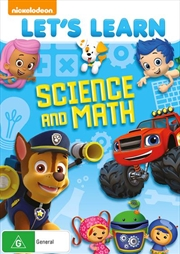 Let's Learn - Science And Math | DVD