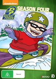 Rocket Power - Season 4 | DVD