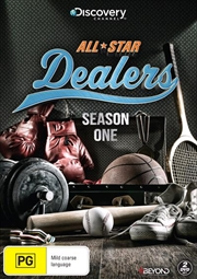 All-Star Dealers - Season 1 | DVD