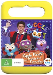 Giggle and Hoot Present - Gigglefangs and Hootabulou | DVD