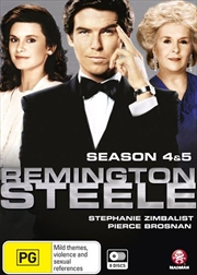 Remington Steele - Season 4-5