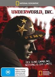 National Geographic - Underworld, Inc | DVD