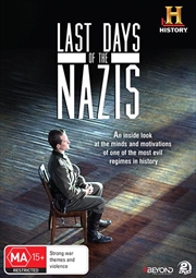 Last Days Of The Nazis | DVD