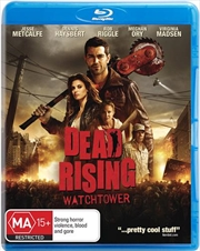 Dead Rising - Watchtower | Blu-ray