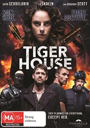 Tiger House | DVD