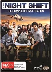 Night Shift - Season 1, The