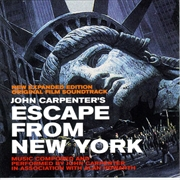 Escape From New York | Vinyl