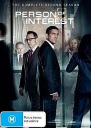 Person Of Interest - Season 2   DVD