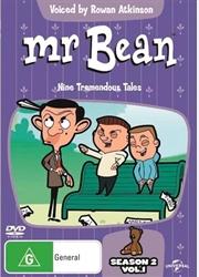Mr. Bean - The Animated Series - Season 2 - Vol 1