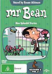 Mr. Bean - The Animated Series - Season 2 - Vol 2 | DVD