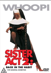 Sister Act 2 - Back In The Habit | DVD