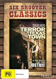 Terror In A Texas Town | Six Shooter Classics