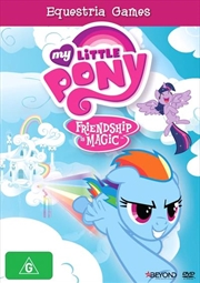 My Little Pony - Friendship Is Magic - Equestria Games | DVD