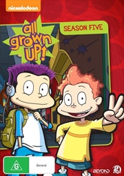 Rugrats - All Grown Up - Season 5 | DVD