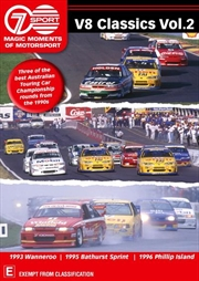 Magic Moments Of Motorsport - V8 Classics II