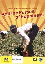 And The Pursuit Of Happiness | DVD