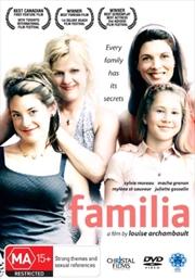 Familia | DVD
