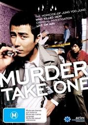 Murder Take One | DVD