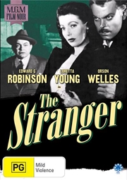 Stranger, The | DVD